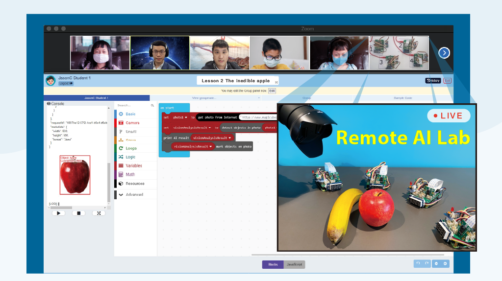 Remote Education - eng@1x