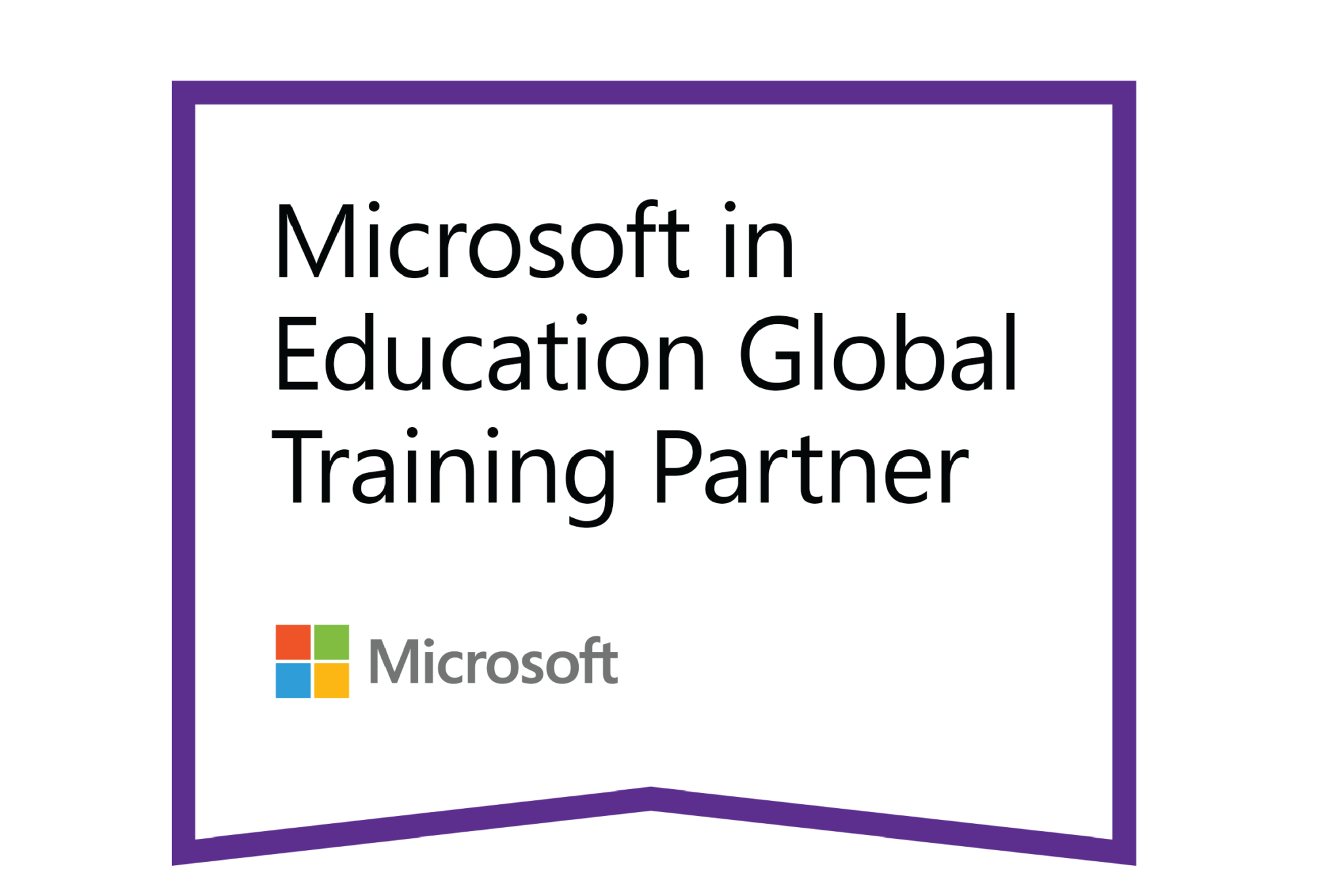 Microsoft Education Global Training Partner