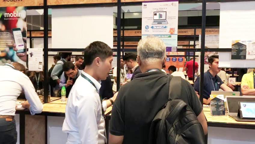 EduTECH Asia Expo 2019, Singapore 2