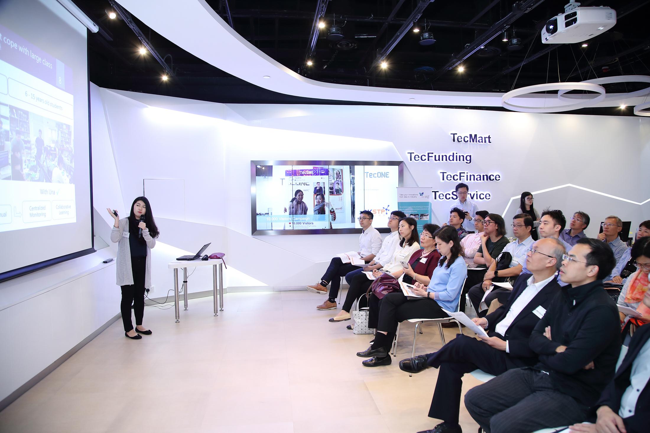 IndustryConnect With HKU Graduates Association Education Foundation (HKUGAEF) 2