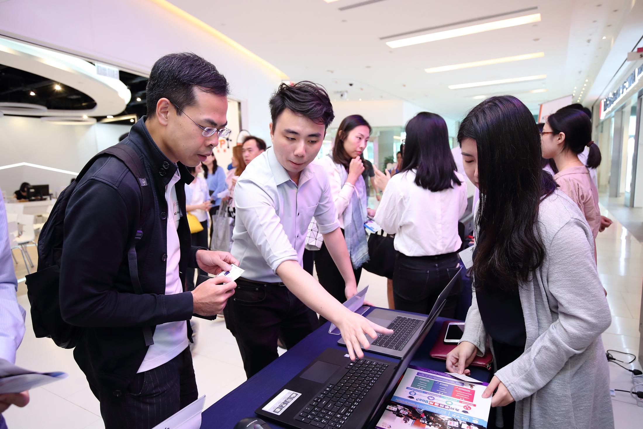 IndustryConnect With HKU Graduates Association Education Foundation (HKUGAEF) 3