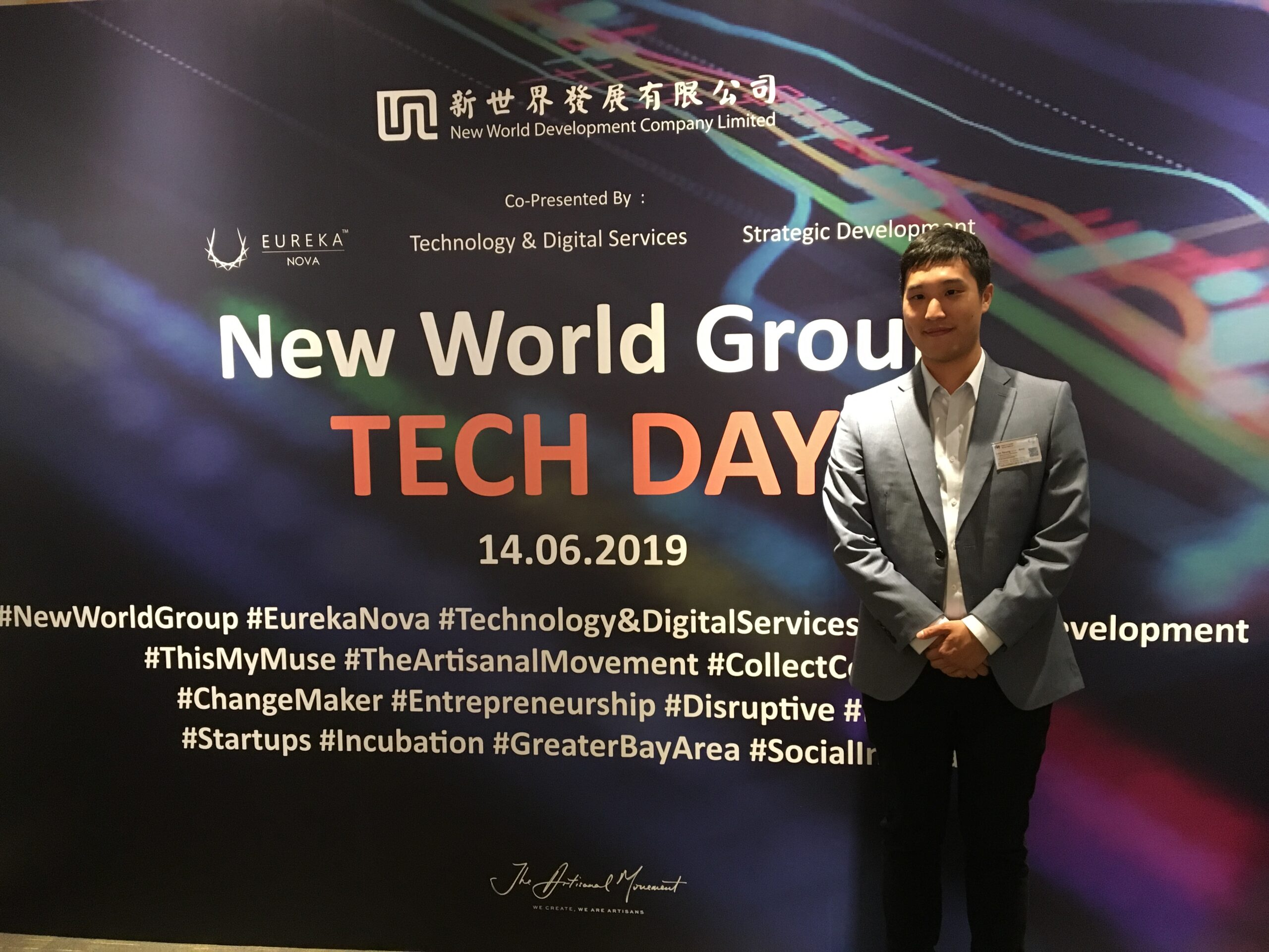 New World Group Technology Day 2019 1