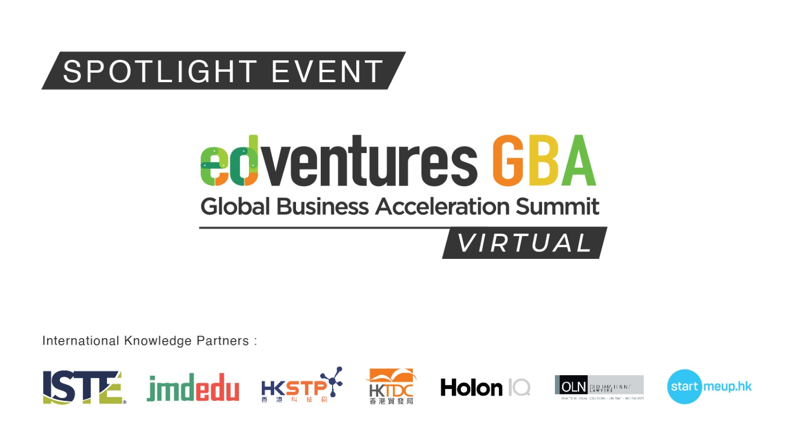 Edventures Global Business Acceleration Virtual Expo 2020