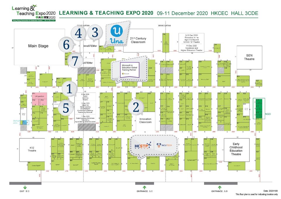 Learning & Teaching Expo 2020 1