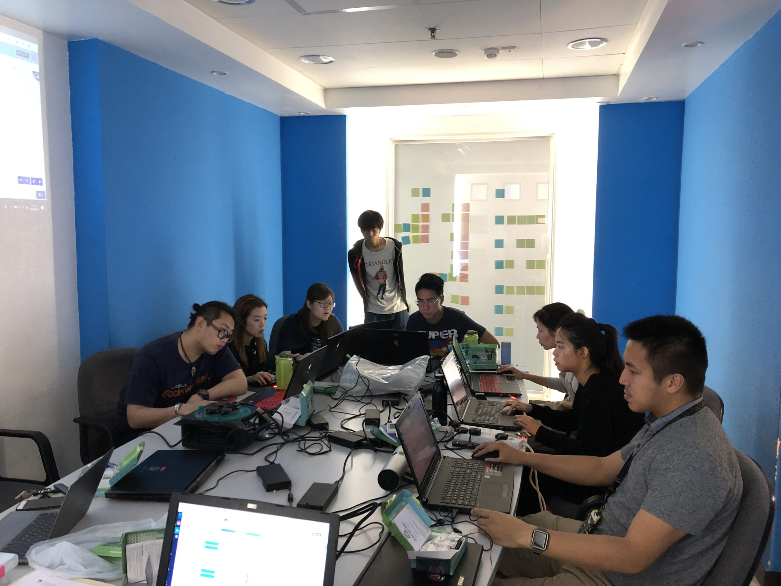 Micro-Bit training for social worker 2
