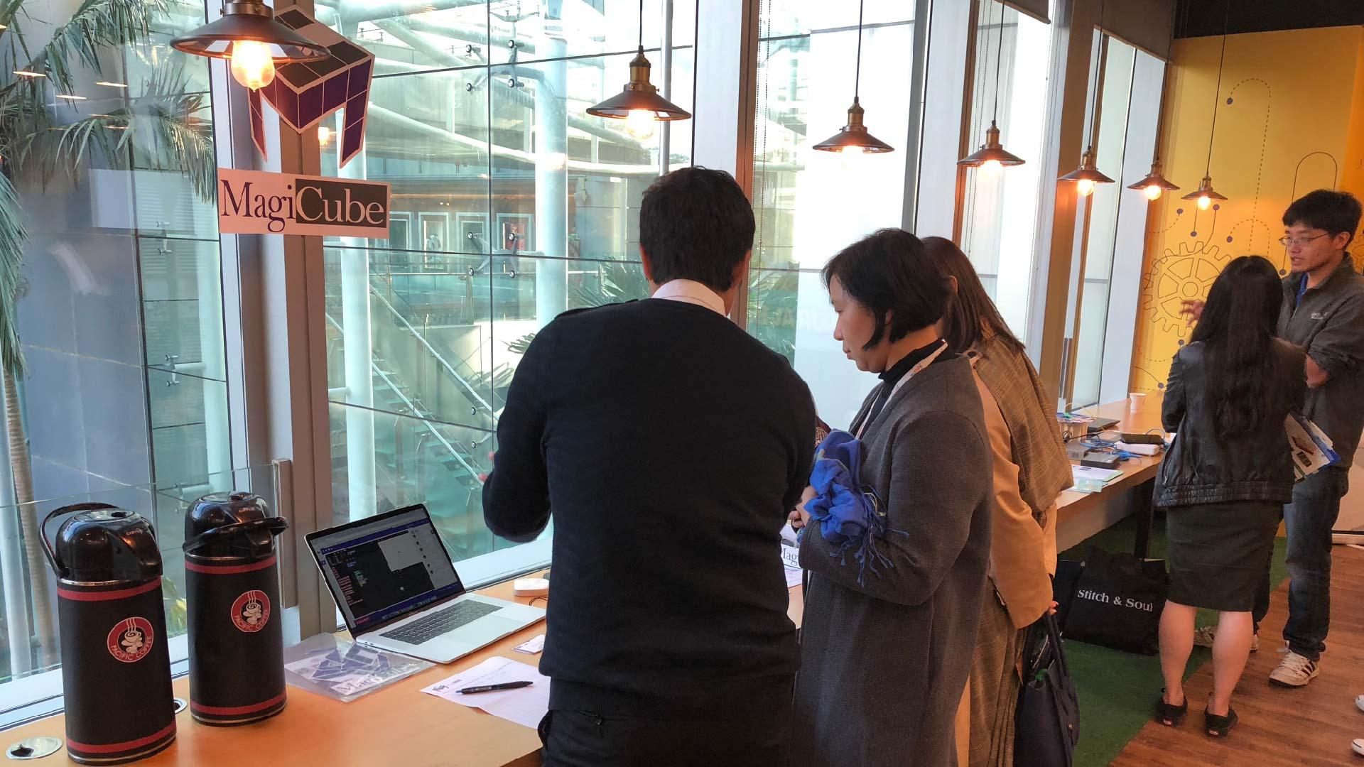 The HK-Aussie Future Campus Showcase 2