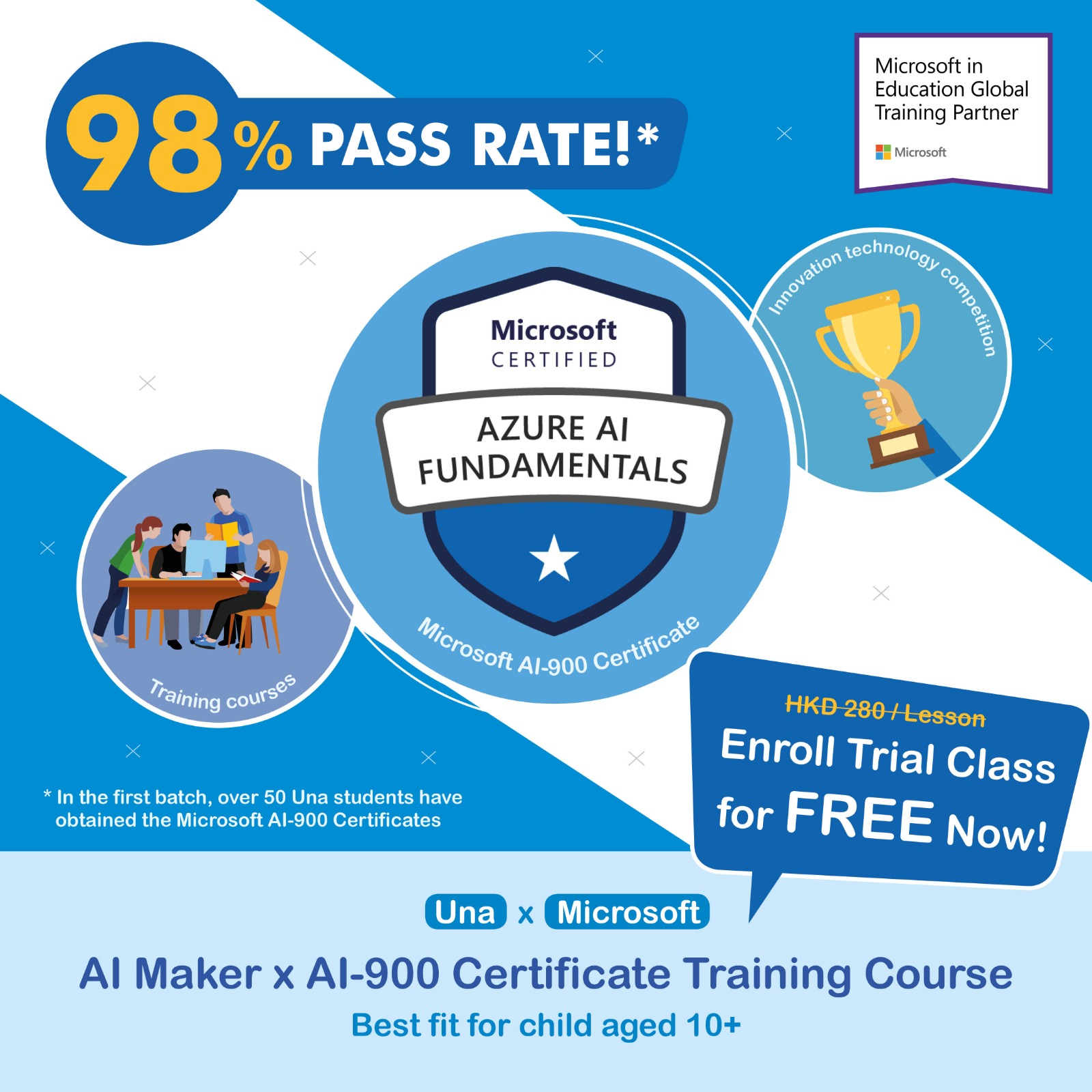 AI Maker x AI-900 Training Course